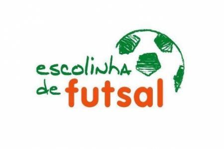 INSCRIÇÕES ABERTAS PARA ESCOLINHA MUNICIPAL DE FUTSAL.