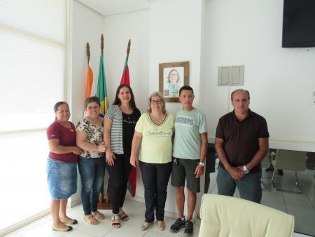 SECRETARIA DE EDUCAÇÃO REALIZA REUNIÃO COM DIRETORES DAS ESCOLAS MUNICIPAIS.