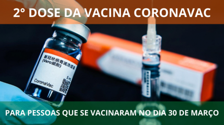 VACINA COVID-19 CORONAVAC