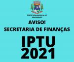 IPTU 2021.